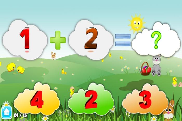 Kids Math Toán Học Online 01