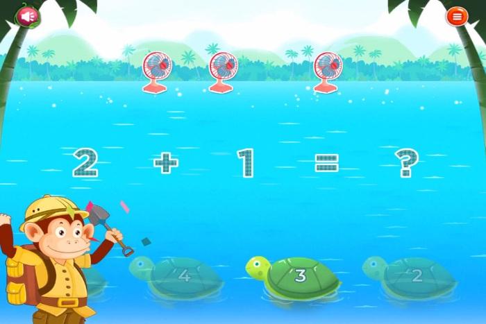 Monkey Math học toán online miễn phí 01