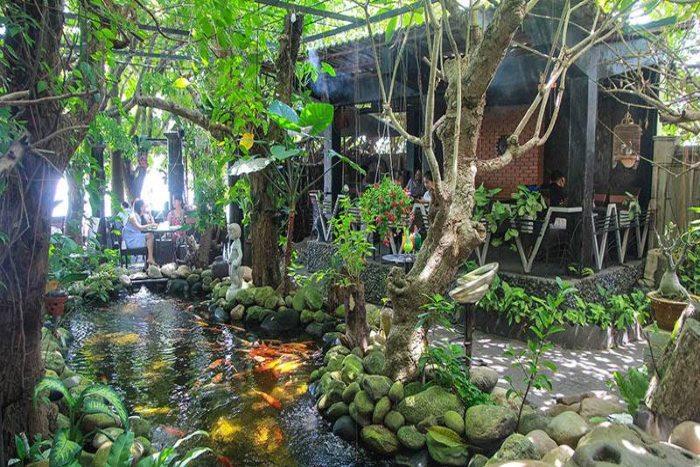 Quán cafe check in đẹp ở đà nẵng cho gia đình