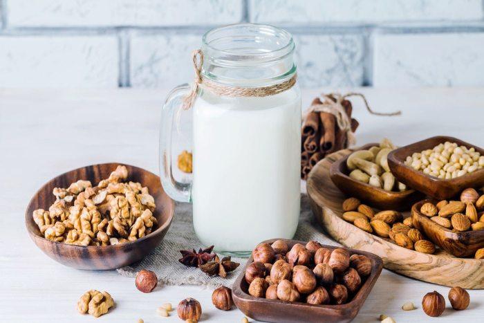Cách làm sữa hạt macca