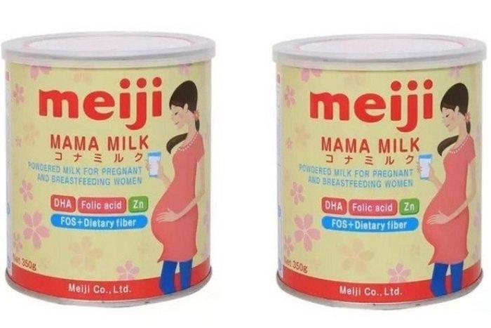 Sữa bầu Meiji Mama của Nhật