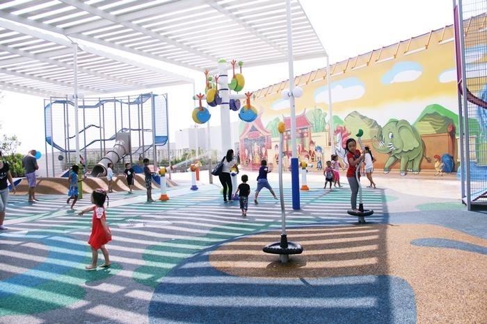 khu vui chơi trẻ em tại tphcm