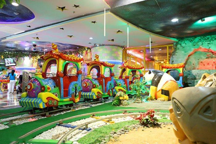 khu vui chơi trẻ em trong nhà tphcm
