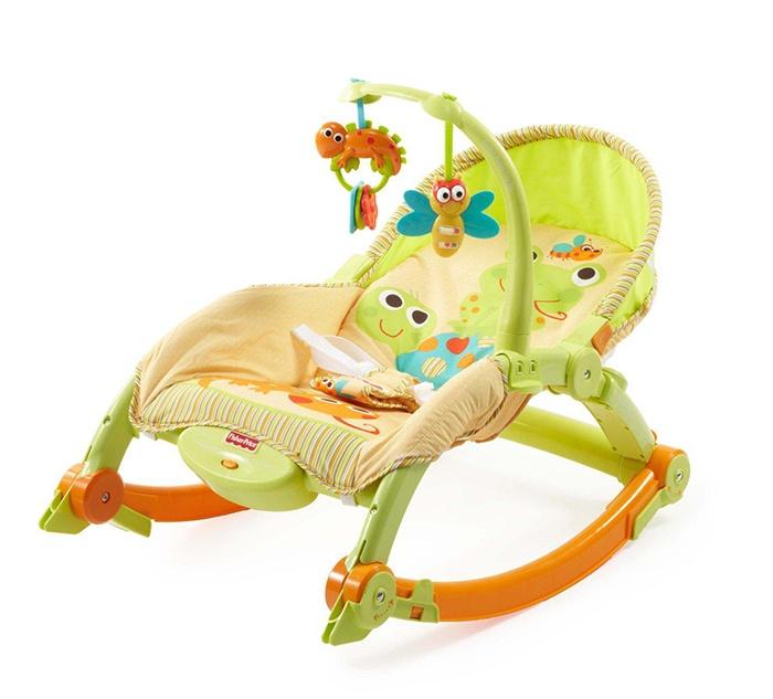 Đánh giá ghế Fisher Price T2518 có tốt cho bé không?