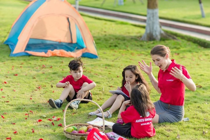 Anh ngữ tại Đà Nẵng cho trẻ em