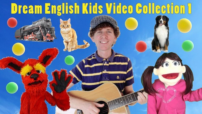 Kênh Youtube Dream English Kids