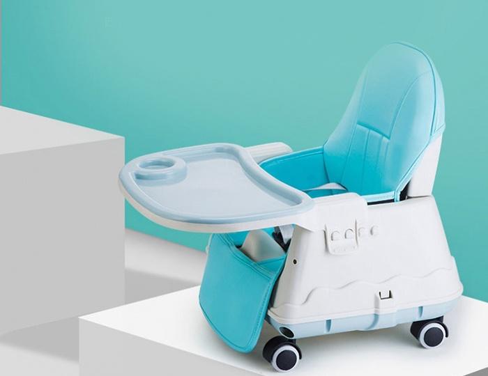 Có thể dùng ghế hanbei làm xe đẩy