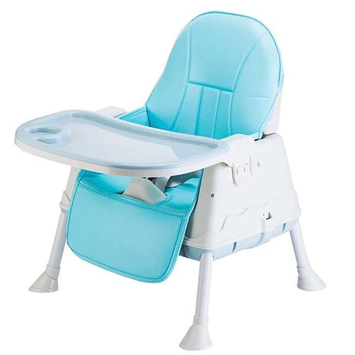 ghế hanbei màu xanh dương