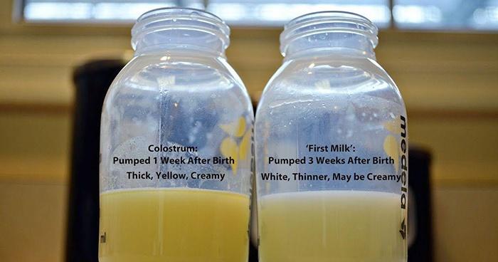 Công dụng của sữa non colostrum đối với trẻ nhỏ