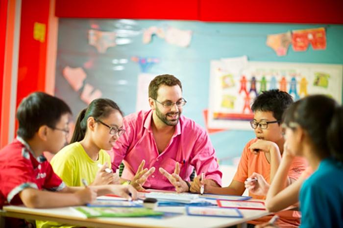 Trung tâm tiếng anh uy tín cho bé tại Hà Nội
