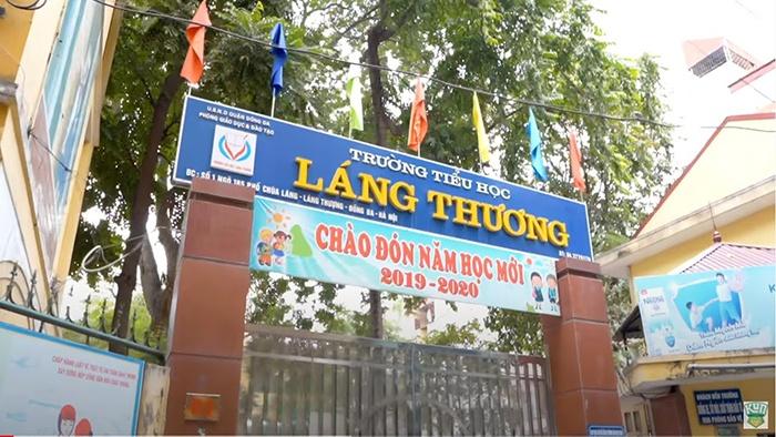 Trường tiểu học Láng Thượng