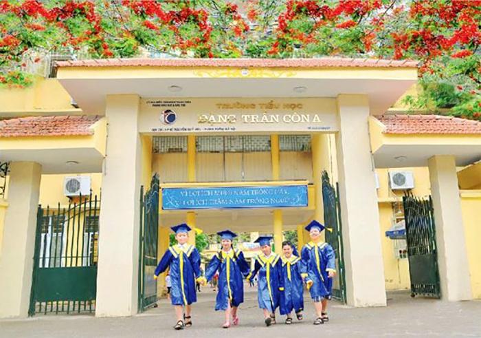 Trường tiểu học Đặng Trần Côn A
