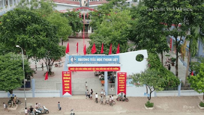 Trường tiểu học Thịnh Liệt tại Hà Nội