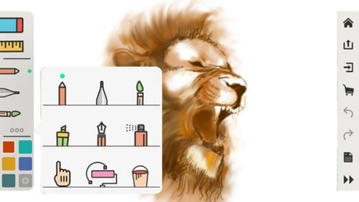 Drawing Desk - ứng dụng vẽ cho bé thỏa sức sáng tạo