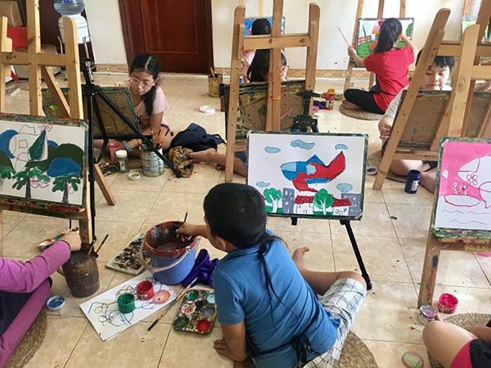Top 10 trung tâm dạy vẽ tại HCM