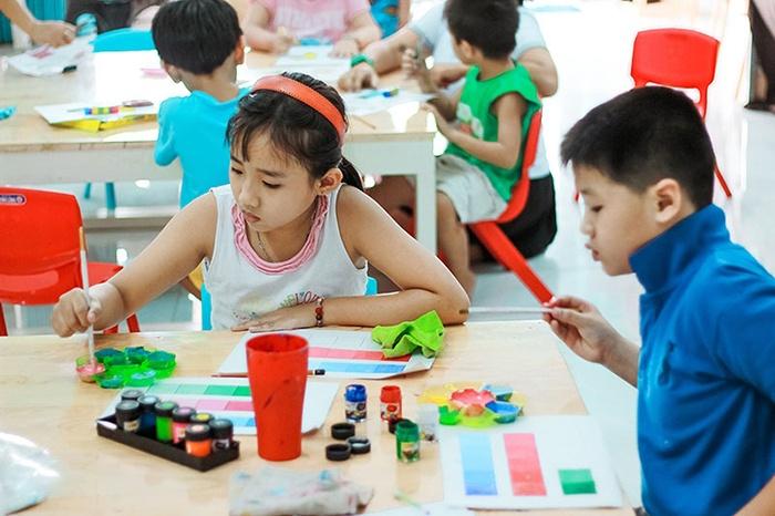 trung tâm dạy vẽ nào tốt ở HCM