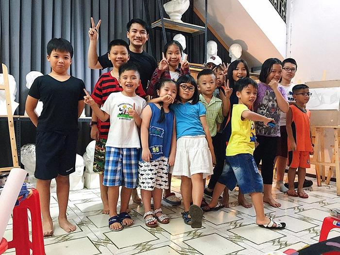 Trung tâm dạy vẽ uy tín nhất TPHCM