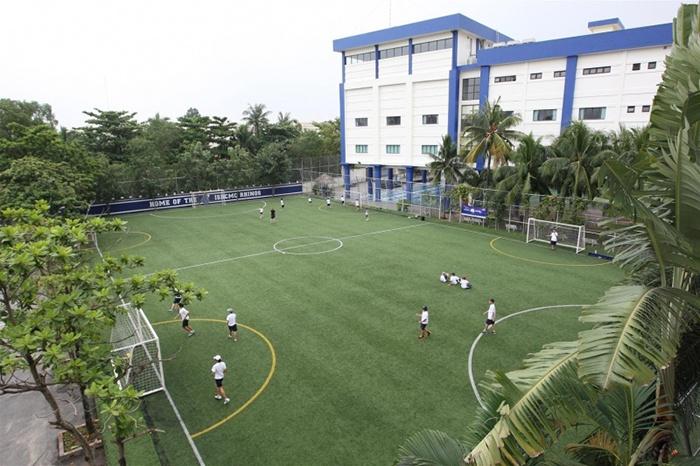 Trường tiểu học quốc tế cho bé