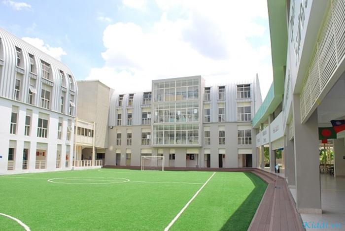 Những trường quốc tế cho bé tại Hồ Chí Minh