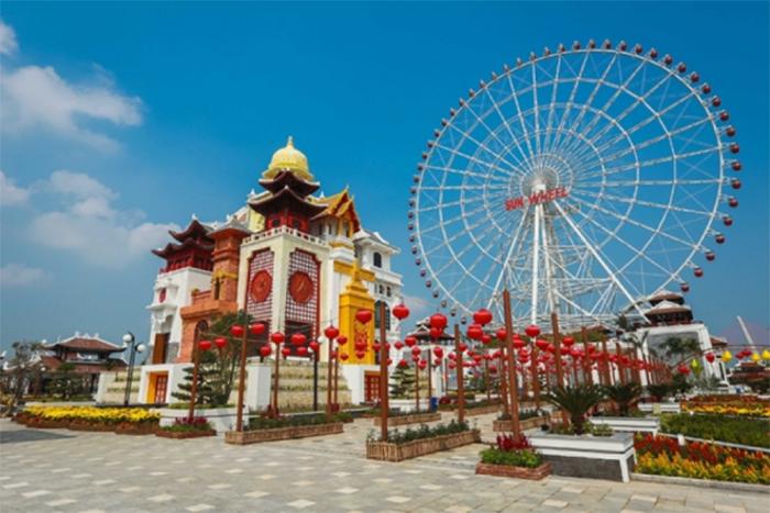 Asia Park khu vui chơi trẻ em ở đà nẵng vui nhộn nhất