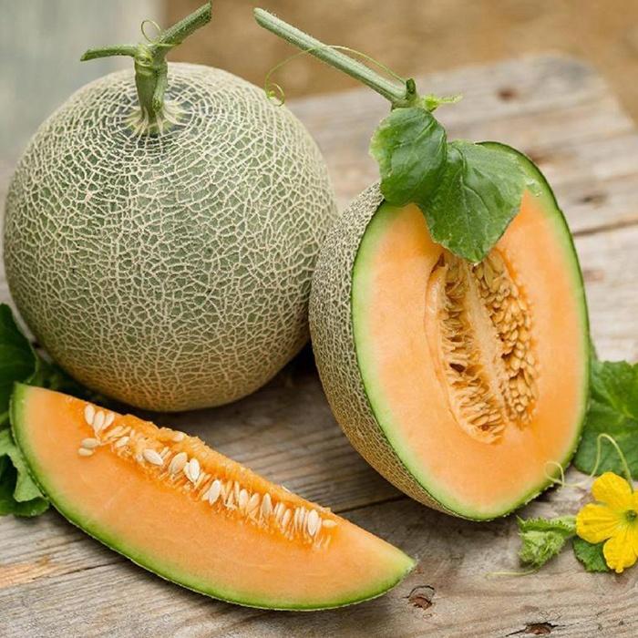 Dưa lưới - Loại hoa quả bổ dưỡng cho mẹ sau sinh