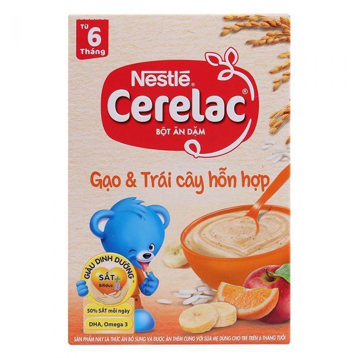 Nestle - Thương hiệu tốt nhất cho bé