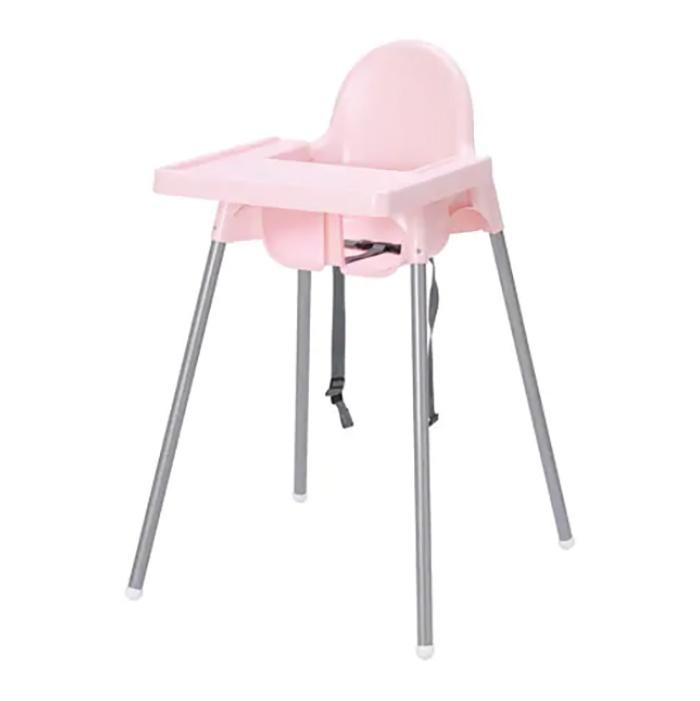 Mẫu ghế ăn dặm chất lượng cho bé