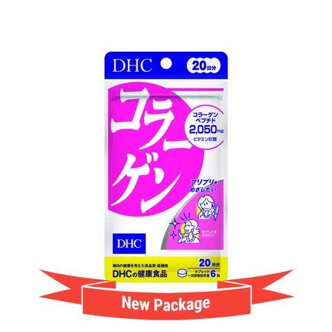 Viên uống Collagen DHC Nhật Bản chăm sóc da khỏe đẹp (2050mg)