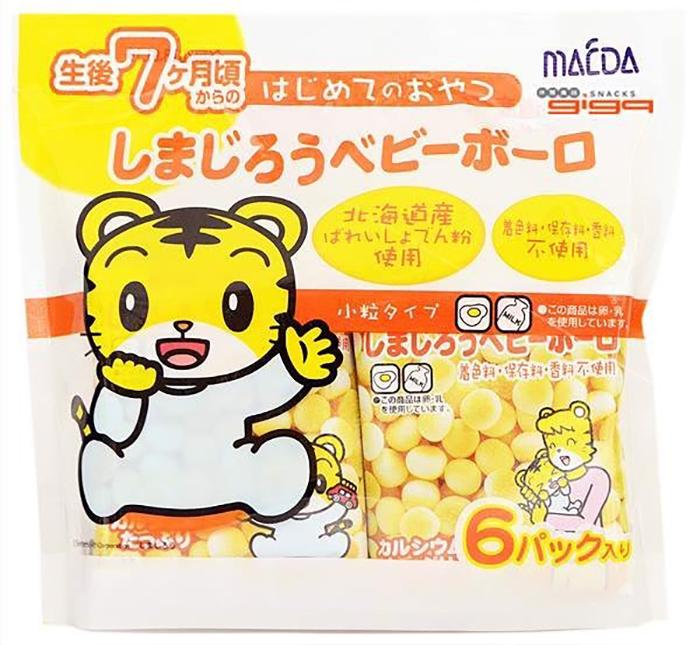 Mua bánh ăn dặm Nhật Maeda ở đâu?