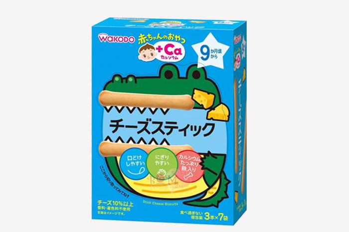 Bánh ăn dặm Nhật Wakodo