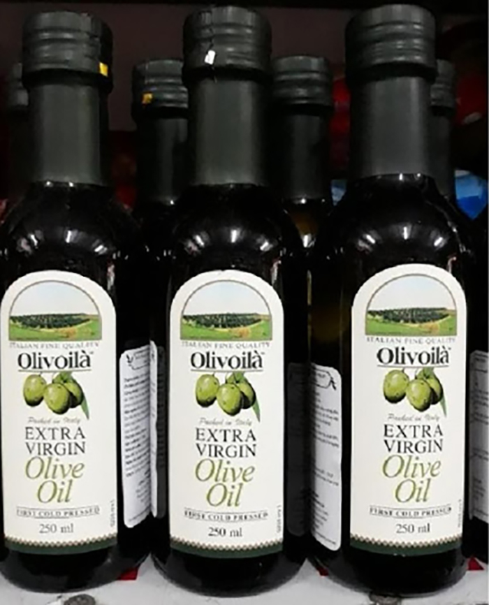 Dầu oliu cho bé ăn dặm Olivoila