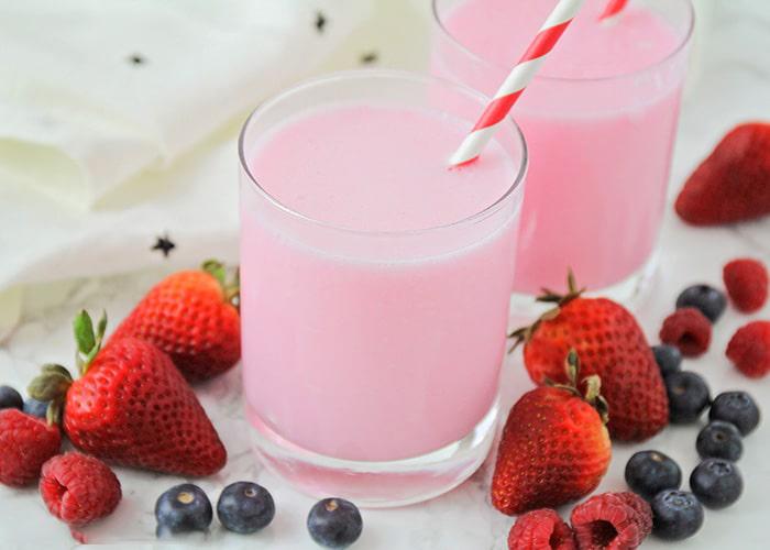hướng dẫn cách làm sữa chua uống tại nhà