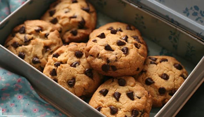 Bánh cookies dễ làm tại nhà