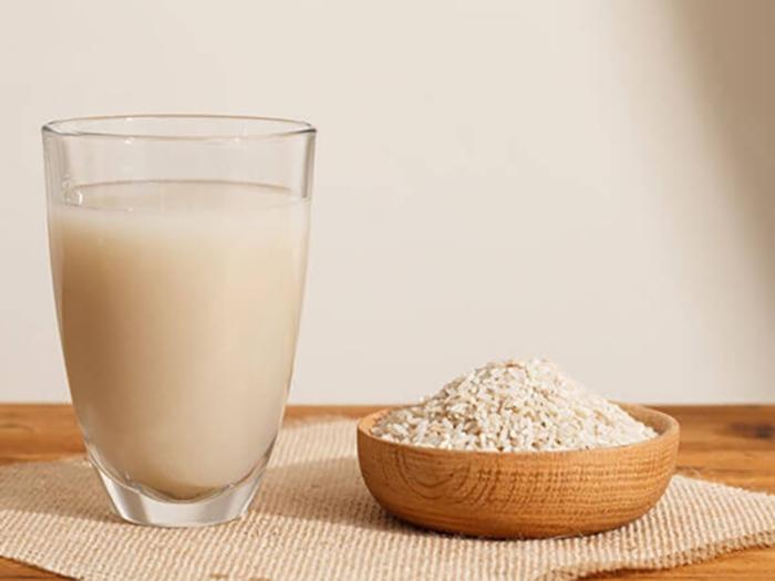 thuốc trị tiêu chảy bằng gạo rang