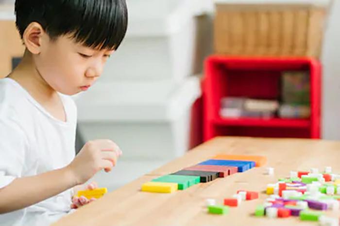 Dụng cụ đếm cho bé học toán mẫu giáo