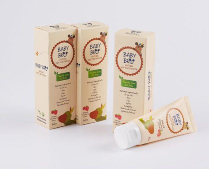 Kem đánh răng từ Hàn Quốc Baby Pro