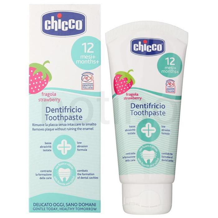 Kem đánh răng Chicco dành cho trẻ