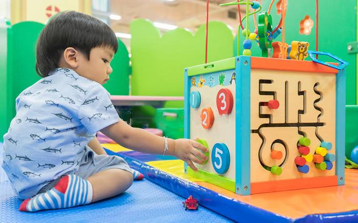 những phương pháp cho bé mẫu giáo học toán
