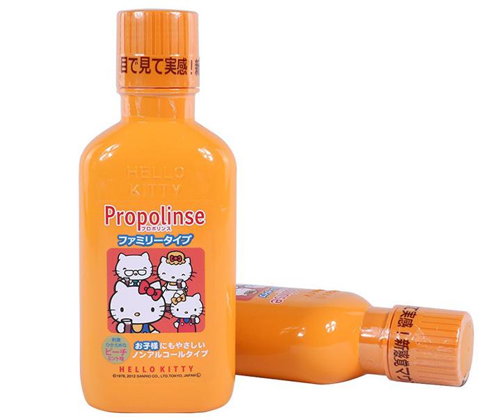 nước súc miệng cho bé propolinse