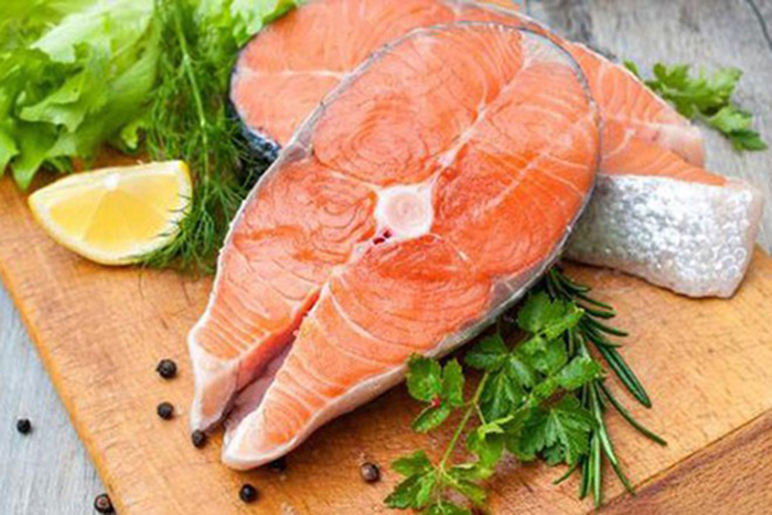 Cá cung cấp nguồn dưỡng chất quan trọng cho mẹ bầu