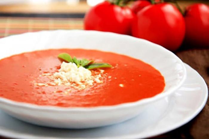 cháo thịt heo cà chua
