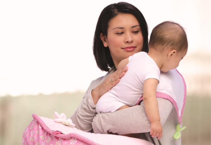 chăm sóc trẻ bị viêm phế quản đúng cách