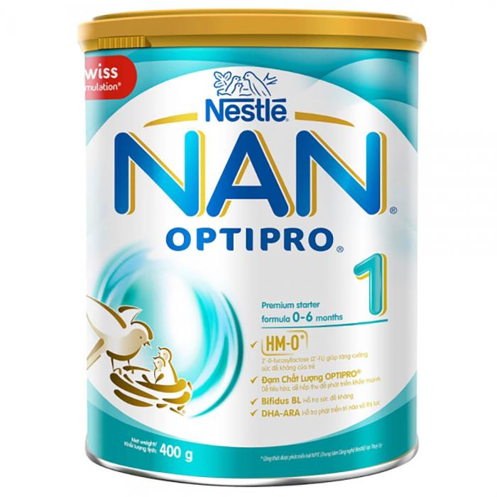 sữa nan optipro 1 cho tre suy dinh dưỡng thấp coi