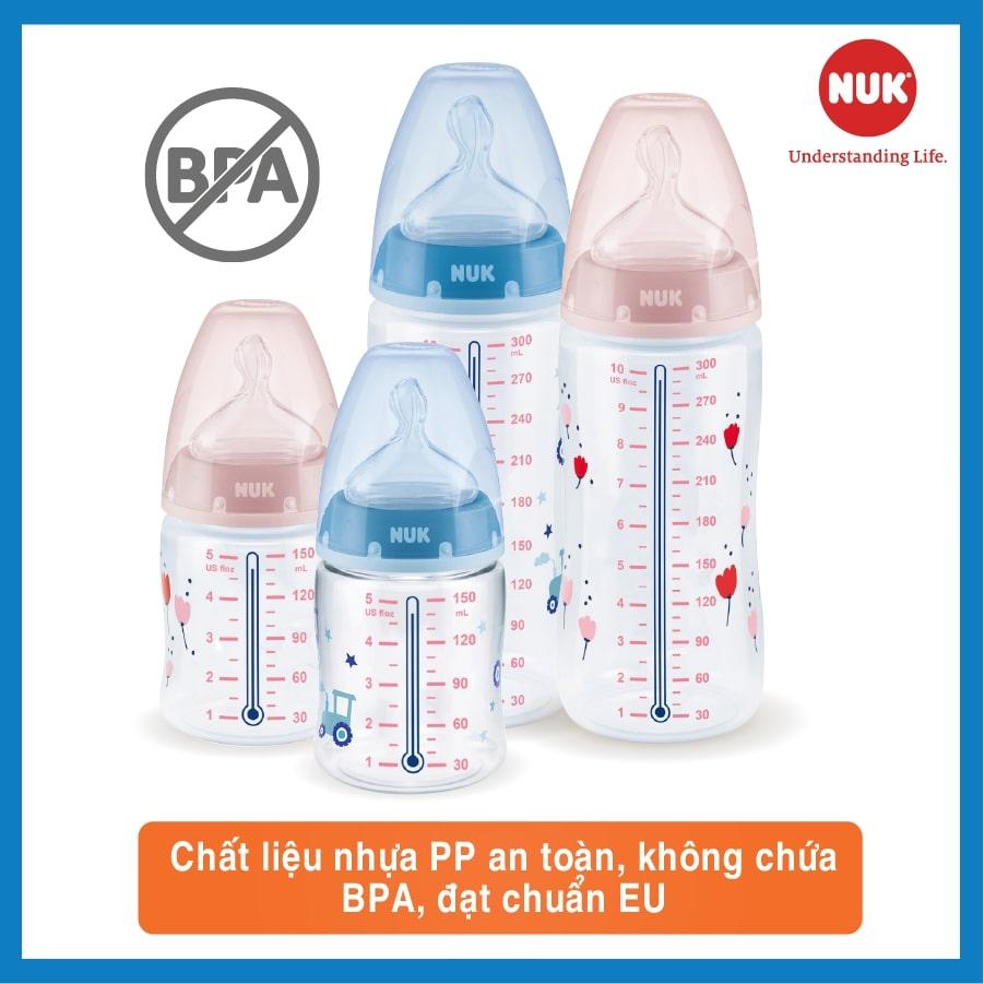 chất liệu nhựa pp an toàn